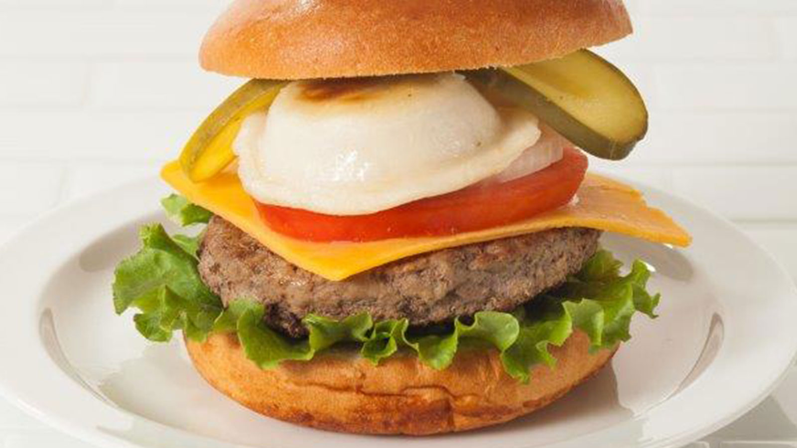 Recipe Perogy Burger