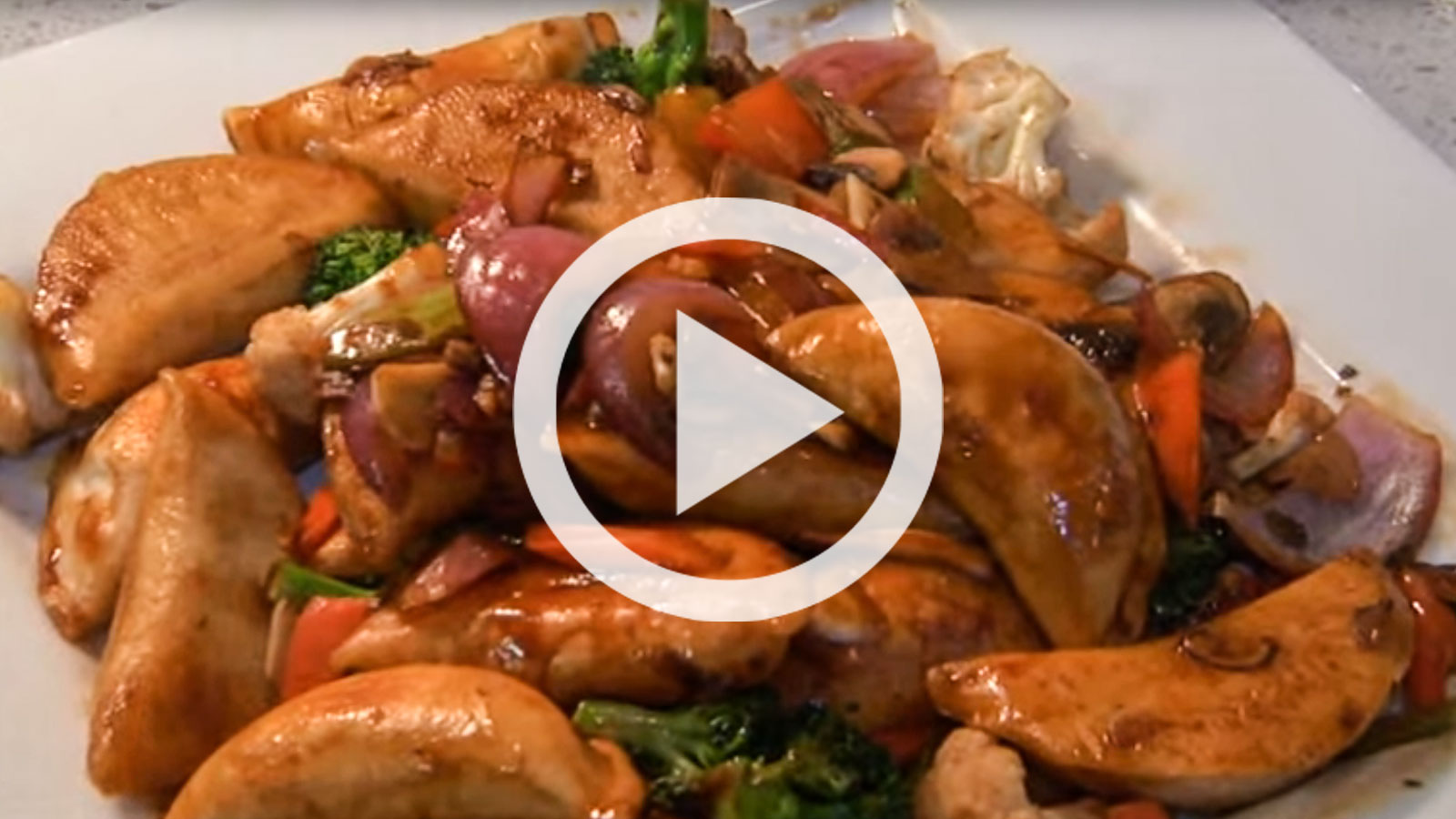 Delicious Stir-Fry Perogy Recipe