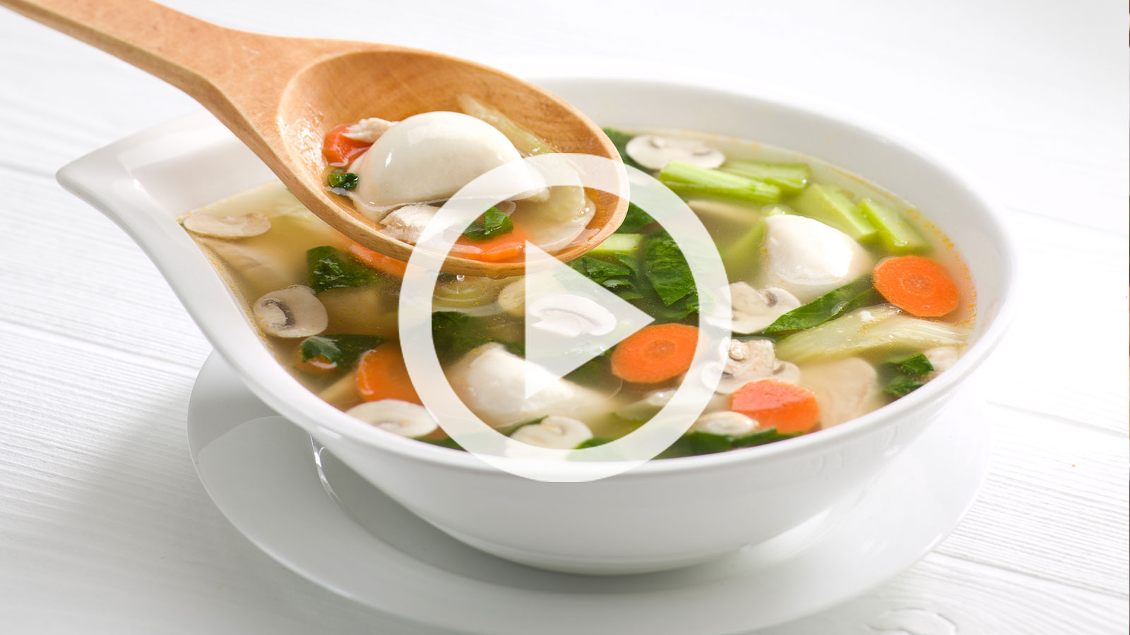 Recipe Perogy Warsaw Soup